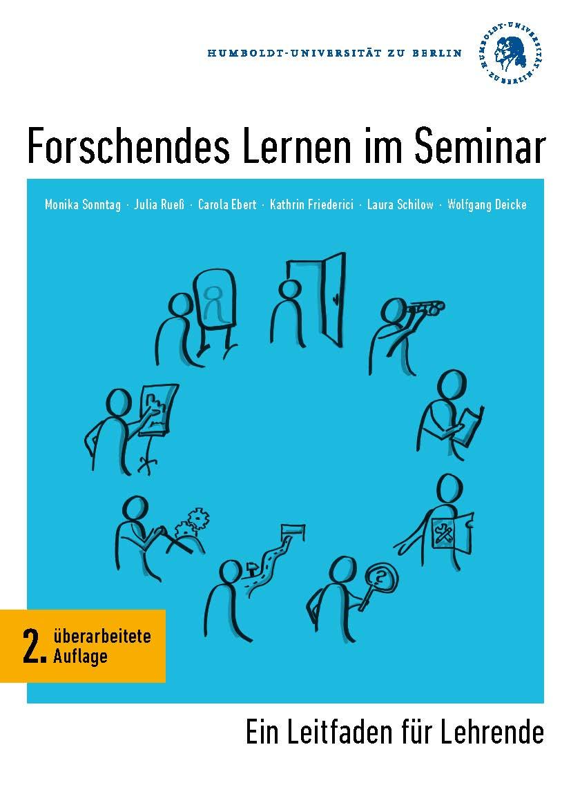 """Neuerscheinung: Sonntag, M. Et. Al. """"Forschendes Lernen Im Seminar – Ein Leitfaden Für Lehrende"""""""