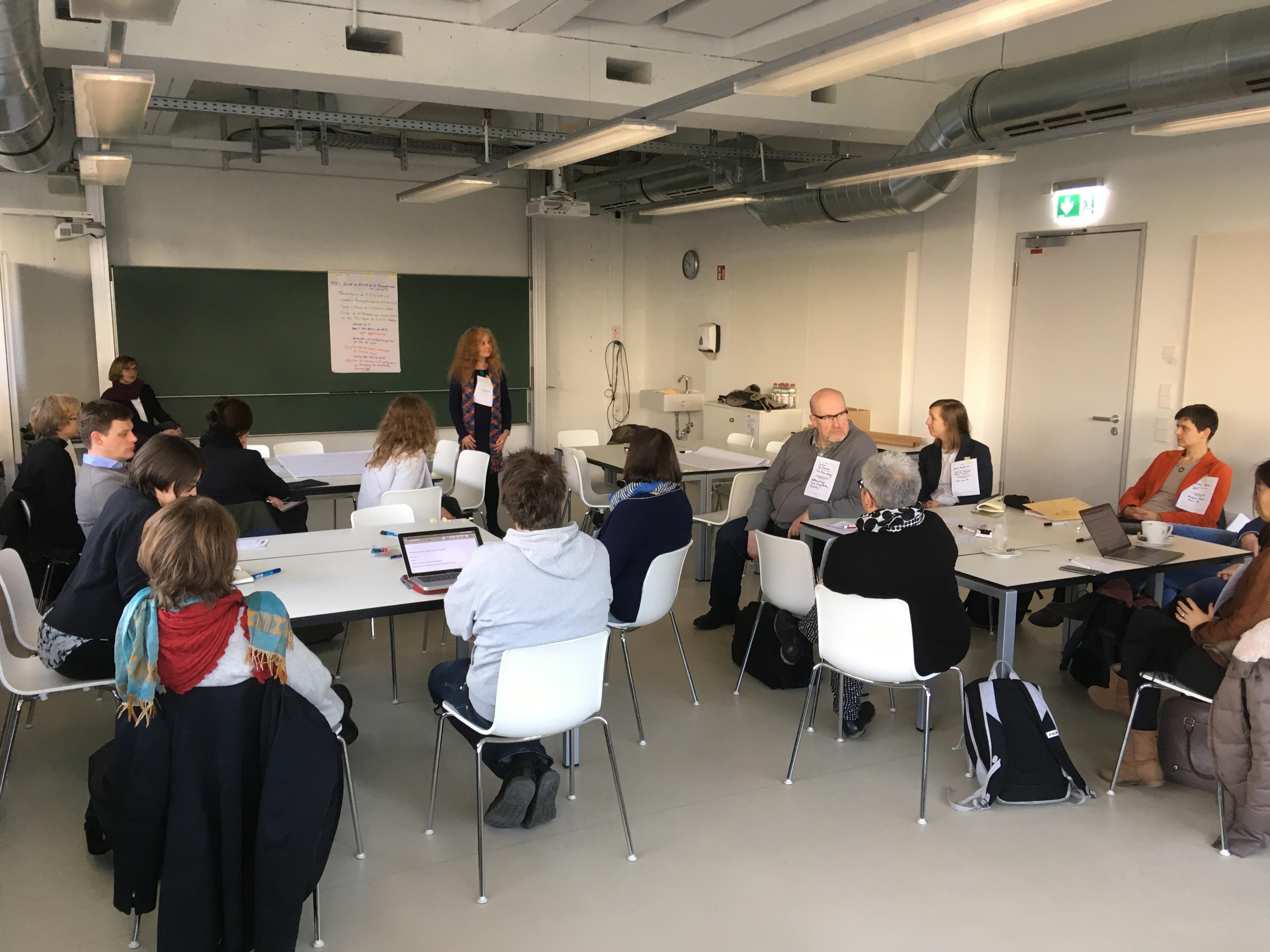 Preconference Der AG Forschendes Lernen In Der Dghd Am 28.02.2018